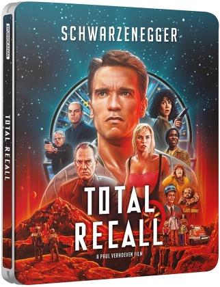 Total Recall (1990) (30th Anniversary Edition, Steelbook)
