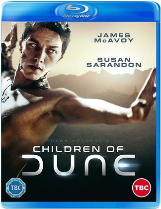 Children Of Dune (2003) (2 Blu-rays)