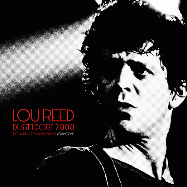 Lou Reed - Dusseldorf 2000 Vol.1 (2 LPs)