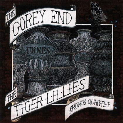 Kronos Quartet & The Tiger Lillies - Gorey End (LP)