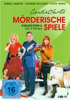 Agatha Christie - Mörderische Spiele - Collection 6 (2 DVDs)