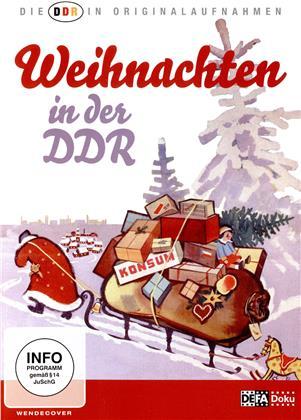 Weihnachten in der DDR (Die DDR in Originalaufnahmen, DEFA - Doku)