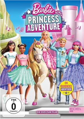 Barbie - Princess Adventure - Die DVD zum Film (Schuber, Limited Edition)