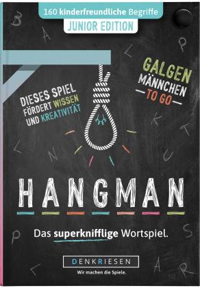 Denkriesen - Hangman - Junior Edition (Spiel)
