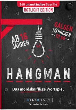 Denkriesen - Hangman - Rotlicht Edition (Spiel)