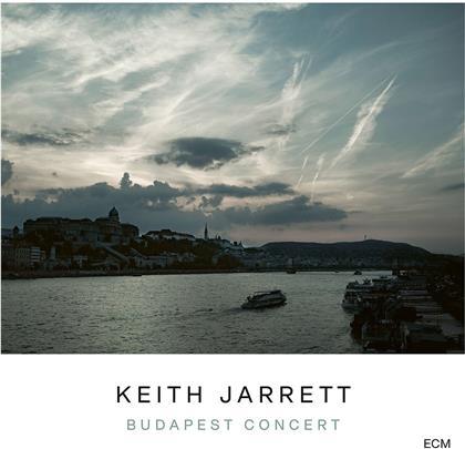 Keith Jarrett - Budapest Concert (2 LPs)