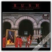 Rush 2021 - 16-Monatskalender