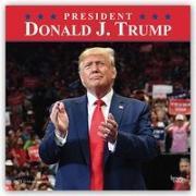 Donald J. Trump 2021 - 16-Monatskalender