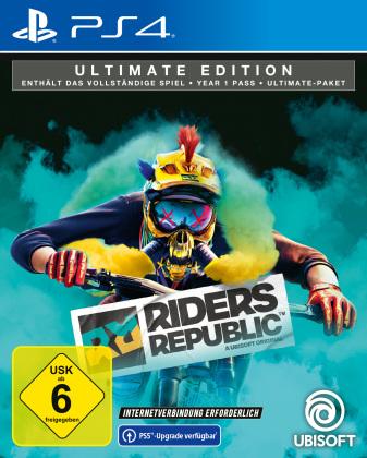 Riders Republic (German Ultimate Edition)