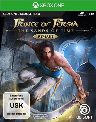 Prince of Persia: The Sands of Time - Remake (German Edition)