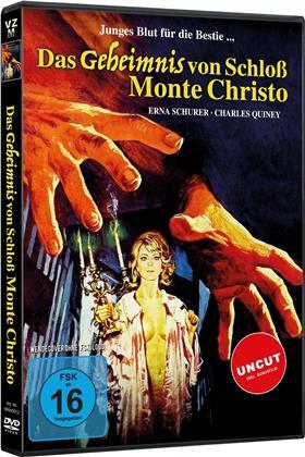 Das Geheimnis von Schloss Monte Christo (1970) (Uncut)