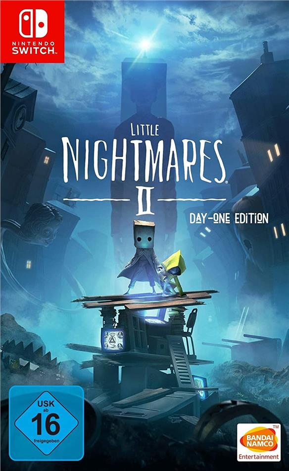 Little Nightmares II (German Day One Edition)
