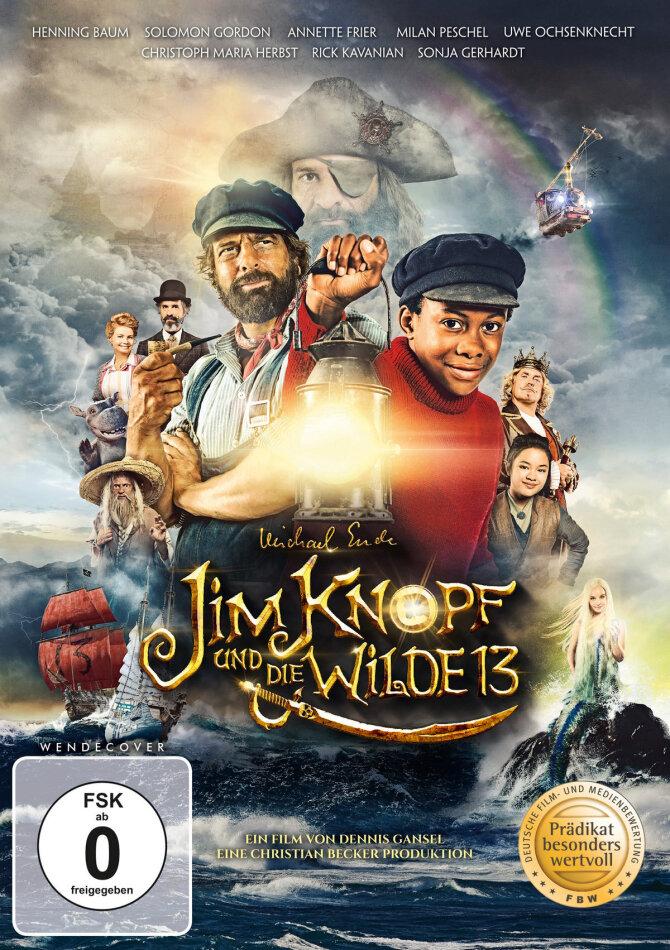 Jim Knopf und die Wilde 13 (2020)