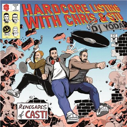 Podcast On Vinyl No. 1 - Hardcore Listing With Chris & Stu Feat DJ Yoda (LP)