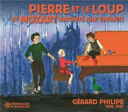 Gérard Philipe - Pierre Et Le Loup Suivi De Mozart