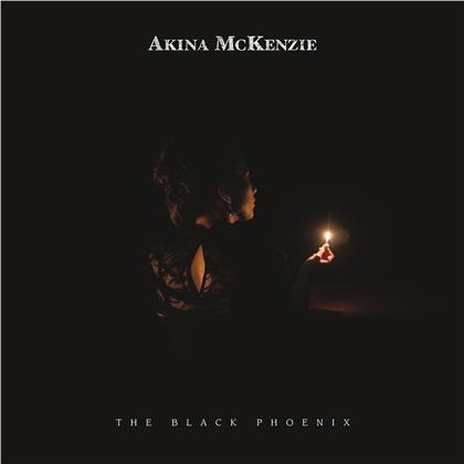 Akina McKenzie - The Black Phoenix (LP)
