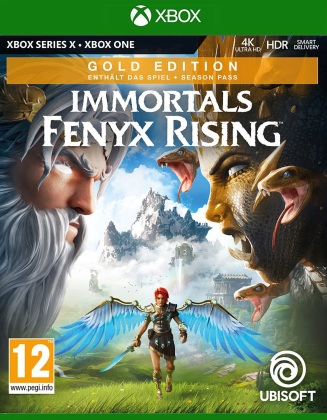 Immortals: Fenyx Rising (German Gold Edition)
