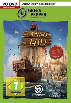Green Pepper - Anno 1404 Königsedition