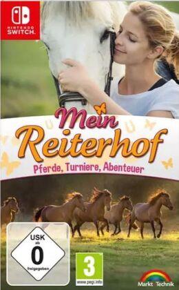 Mein Reiterhof - Pferde, Turniere, Abenteuer