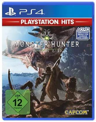 Playstation Hits - Monster Hunter World