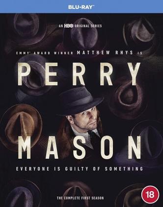 Perry Mason - Season 1 (2020) (2 Blu-rays)