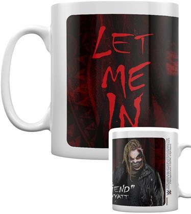 WWE: Bray Wyatt The Fiend - Coffee Mug