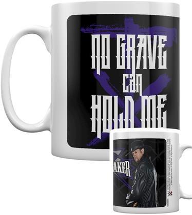 WWE: Undertaker No Grave - Coffee Mug
