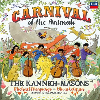 The Kanneh-Masons, Michael Morpurgo & Olivia Colman - Carnival (2 LPs)