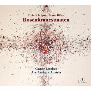 Heinrich Ignaz Franz von Biber (1644-1704), Gunar Letzbor & Ars Antiqua Austria - Rosenkranzsonaten (Japan Edition, 2 CDs)