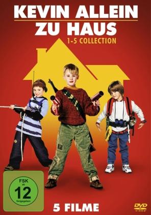 Kevin allein zu Haus - 1-5 Collection (5 DVD)