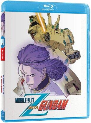 Mobile Suit Zeta Gundam - Partie 2 (3 Blu-ray)