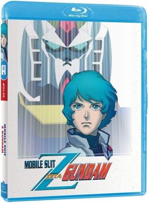 Mobile Suit Zeta Gundam - Partie 1 (3 Blu-ray)