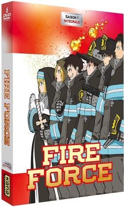 Fire Force - Saison 1 (5 DVD)