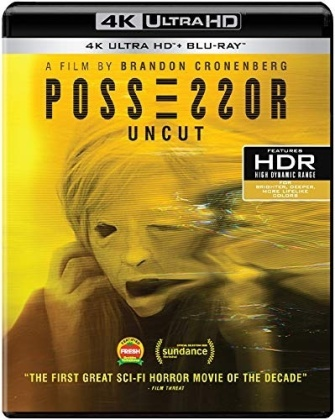 Possessor (2020) (Uncut, 4K Ultra HD + Blu-ray)