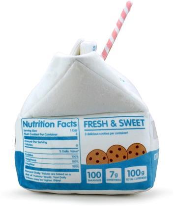 Neca - Yummy World Milk & Cookies Large Plush