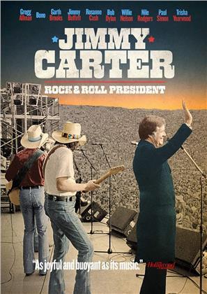Jimmy Carter - Rock & Roll President (2020)