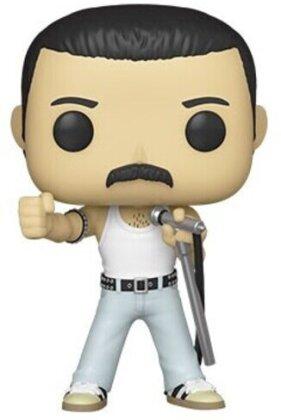 Funko Pop! Rocks: - Queen- Freddie Mercury Radio Gaga 1985