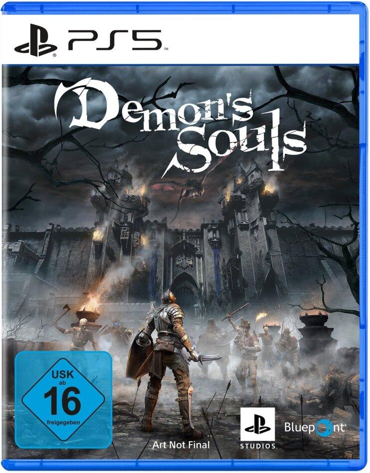 Demons Souls Remake (German Edition)