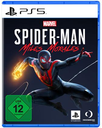 Spider-Man Miles Morales (German Edition)