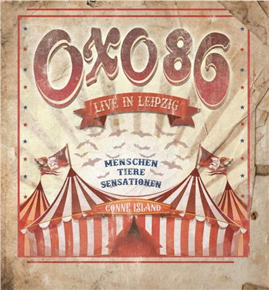 Oxo 86 - Live In Leipzig (Black Vinyl, Limited, Gatefold, 2 LPs + DVD)