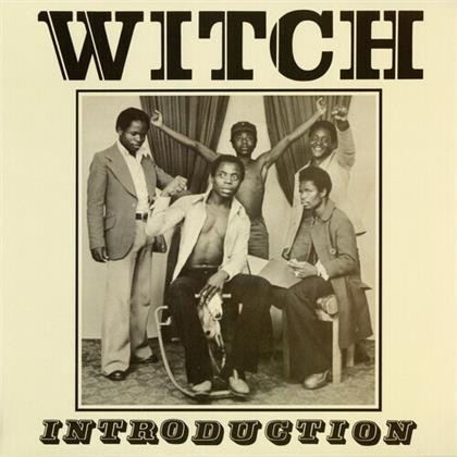 Witch - Introduction (2020 Reissue, Now Again, Colored, LP)