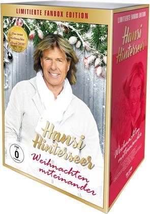 Hansi Hinterseer - Weihnachten miteinander ( Limited Fan Box, CD + DVD)