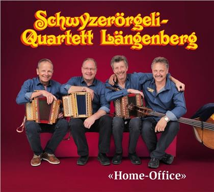 "Schwyzerörgeli-Quartett Längenberg - ""Home-Office"""
