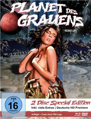 Planet des Grauens (1986) (Limited Edition, Mediabook, Blu-ray + DVD)