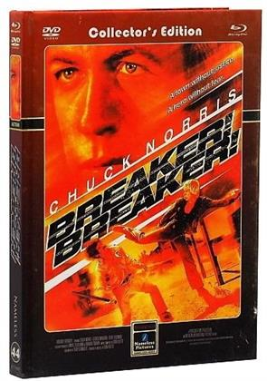 Breaker! Breaker! (1977) (Cover B, Limited Edition, Mediabook, Blu-ray + DVD)