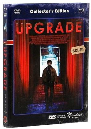 Upgrade (2018) (Cover C, Limited Edition, Mediabook, Blu-ray + DVD)