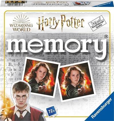 Harry Potter Memory - ab 4 Jahren, 2-6 Spieler