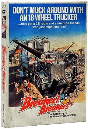Breaker! Breaker! (1977) (Cover A, Limited Edition, Mediabook, Blu-ray + DVD)
