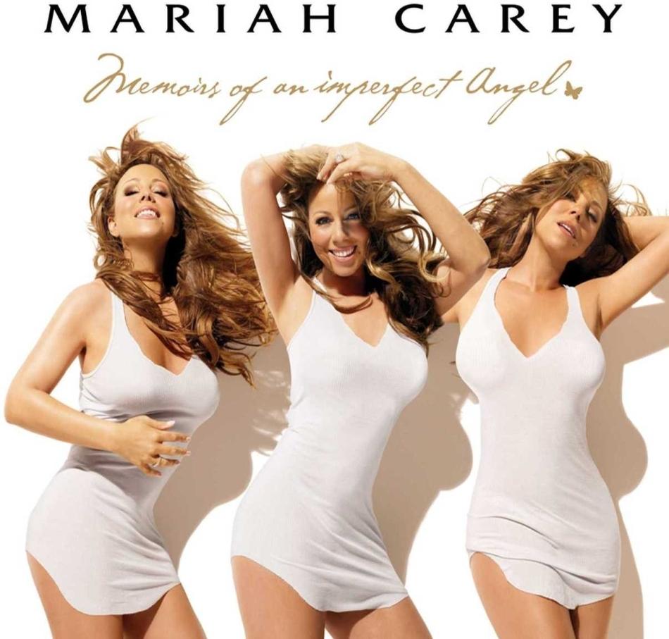 Mariah Carey - Memoirs Of An Imperfect Angel (2021 Reissue, def Jam, 2 LPs)