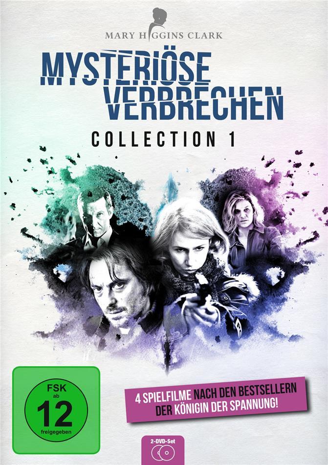Mysteriöse Verbrechen - Collection 1 (2 DVDs)